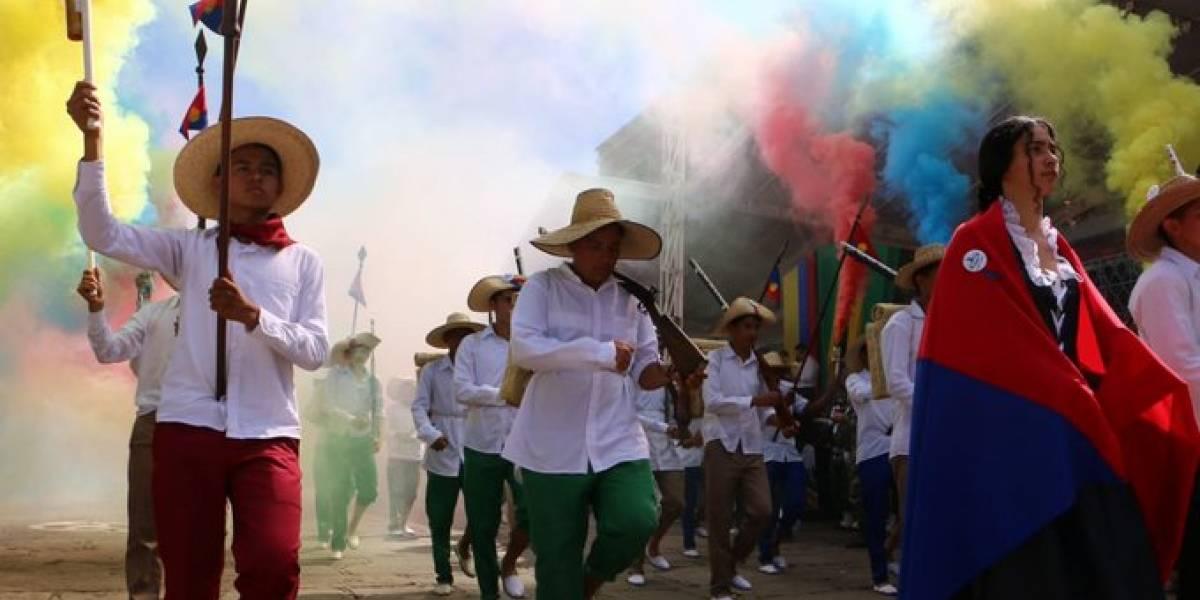 Colombia celebra hoy el Bicentenario de la Independencia en el Puente de Boyacá