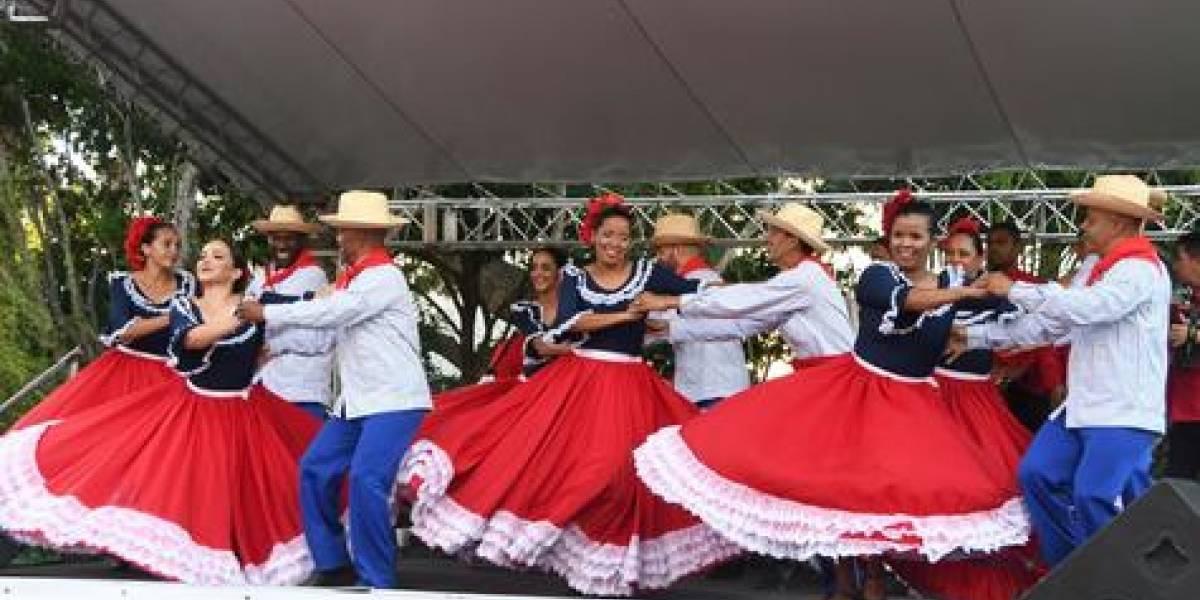 Fiesta del Patrón Santiago en el Centro León