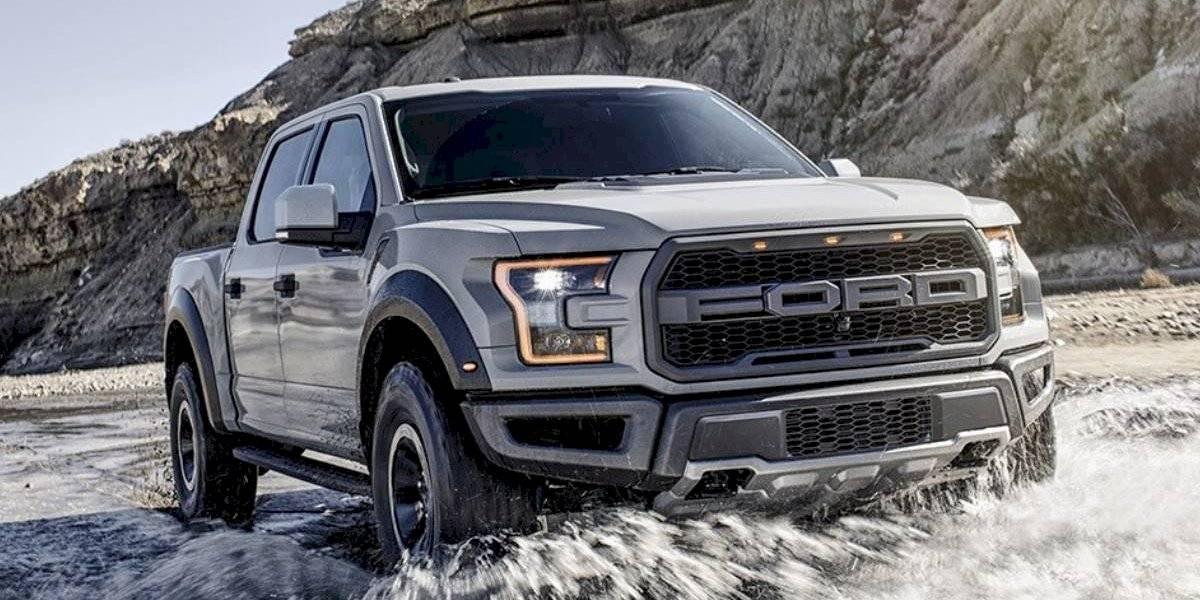 Las pick ups de Ford firman el mejor trimestre en 15 años