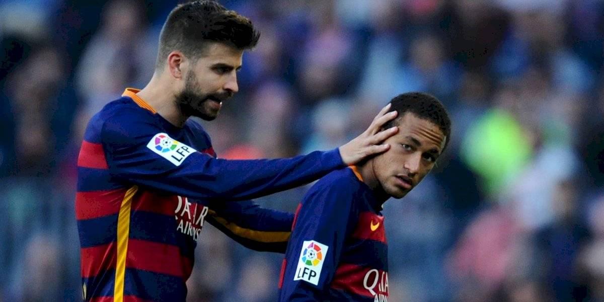 Piqué revela que habló con Neymar sobre un posible regreso al Barça