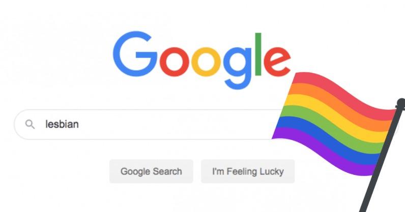 """Google trabaja en ajustar su algoritmo para no mostrar contenido pornográfico cuando se busca la palabra """"lesbiana"""""""