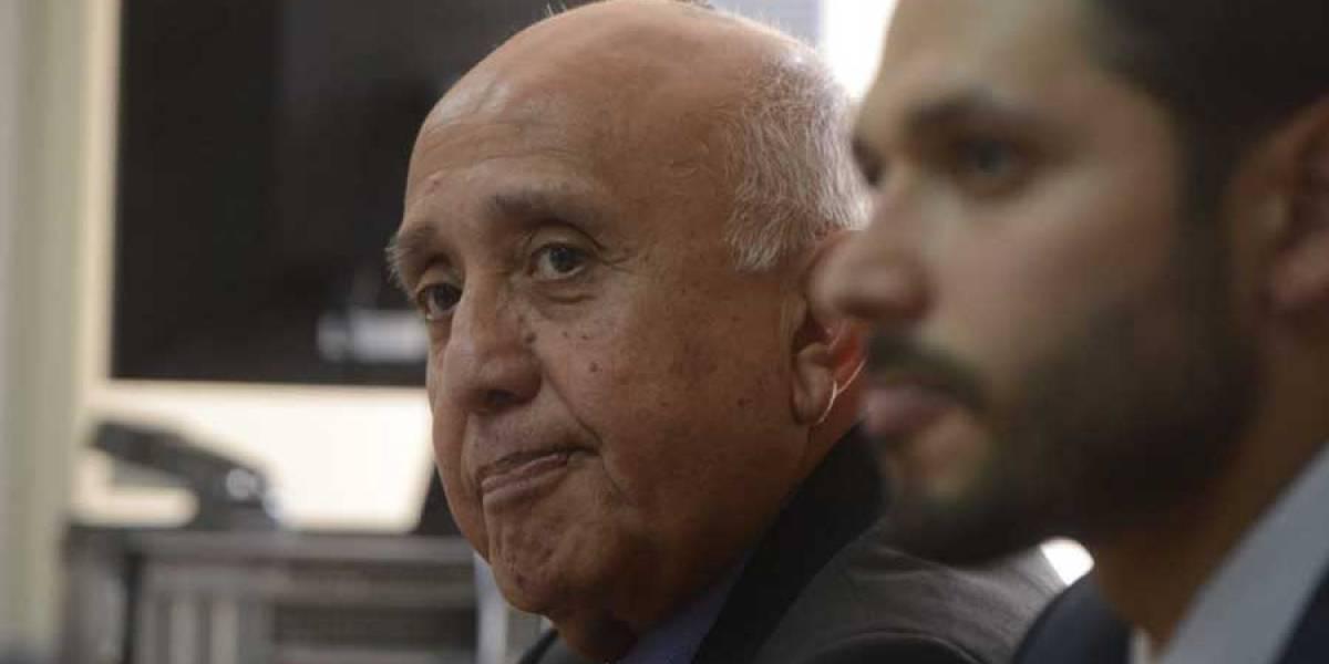 Exmagistrado Gustavo Mendizábal es condenado a 6 años de cárcel