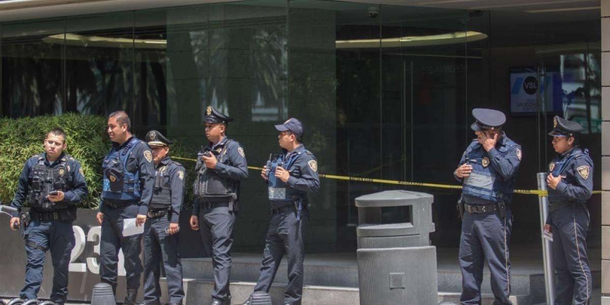 México conoce los rostros de los presuntos asaltantes de la Casa de Moneda