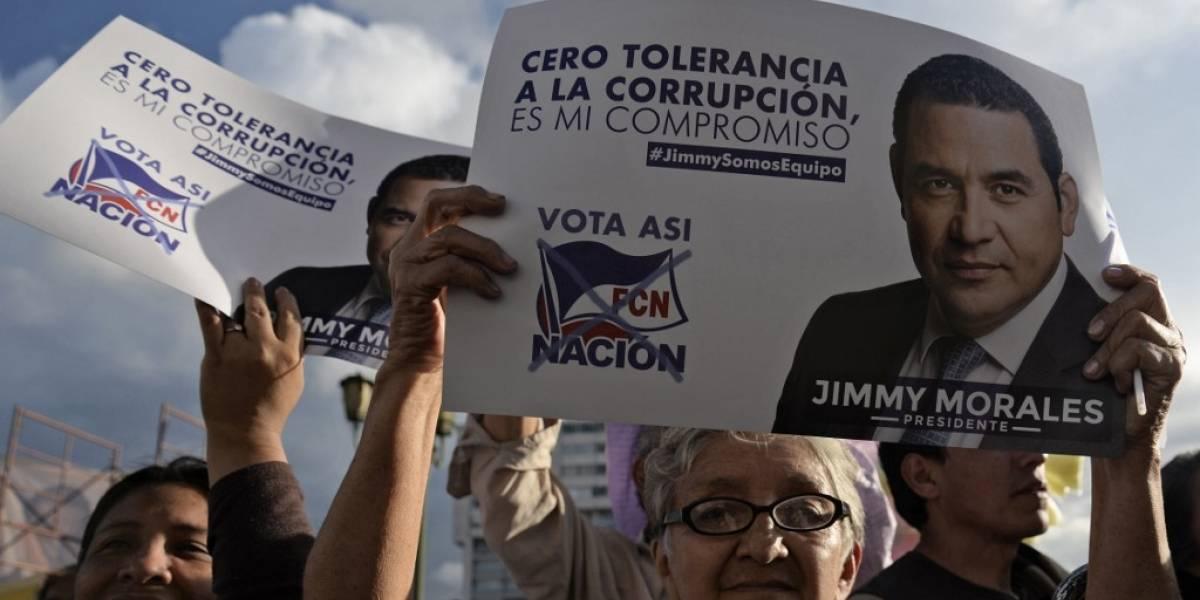 FCN-Nación utilizó pago millonario de TSE para campaña electoral de este año