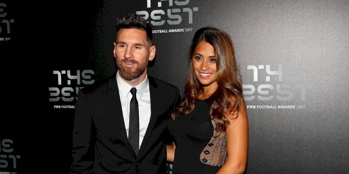 Video de Messi agarrándole la cola a Antonella en una discoteca causa discusión en Argentina