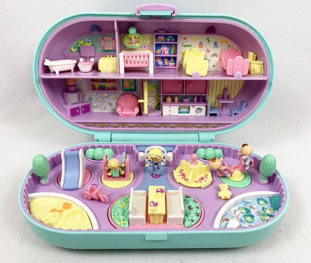 Recordadas muñecas Polly Pockets podrían valer mucho dinero en la actualidad