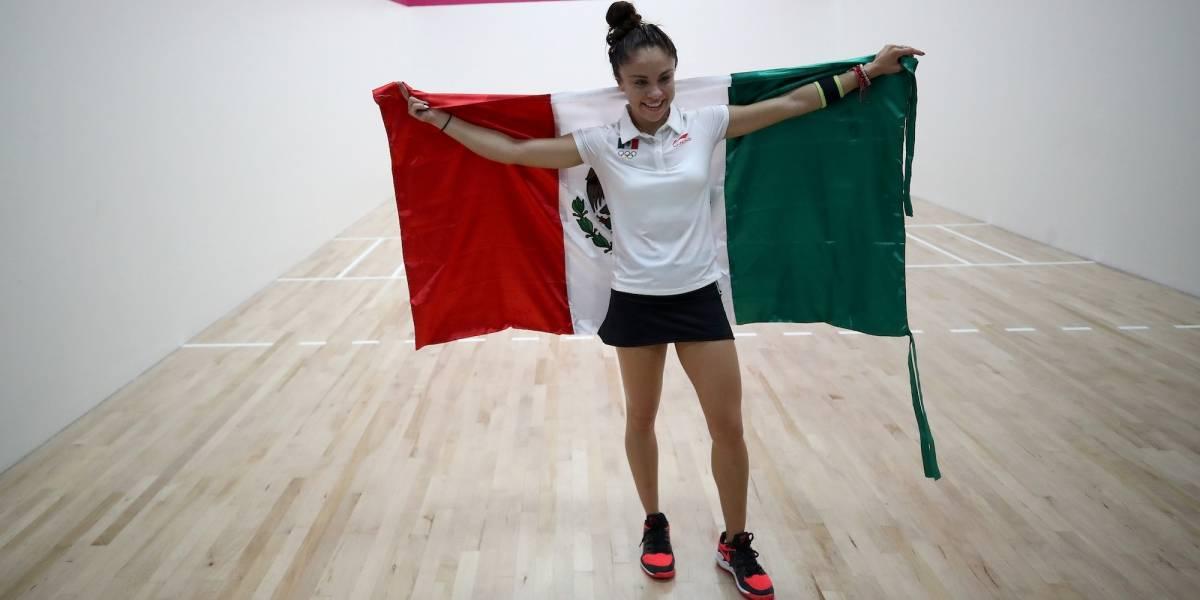 'Se escucha muy bonito hacer historia en raquetbol': Paola Longoria