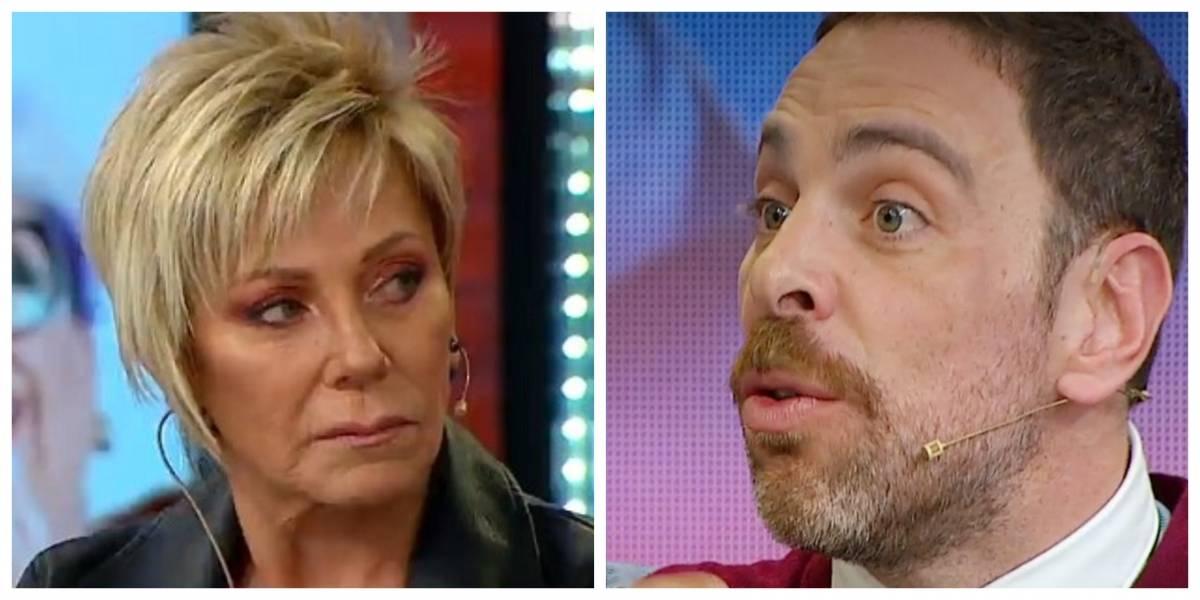 """Panelistas del """"Mucho Gusto"""" alzan la voz tras impasse entre Raquel Argandoña y José Antonio Neme"""