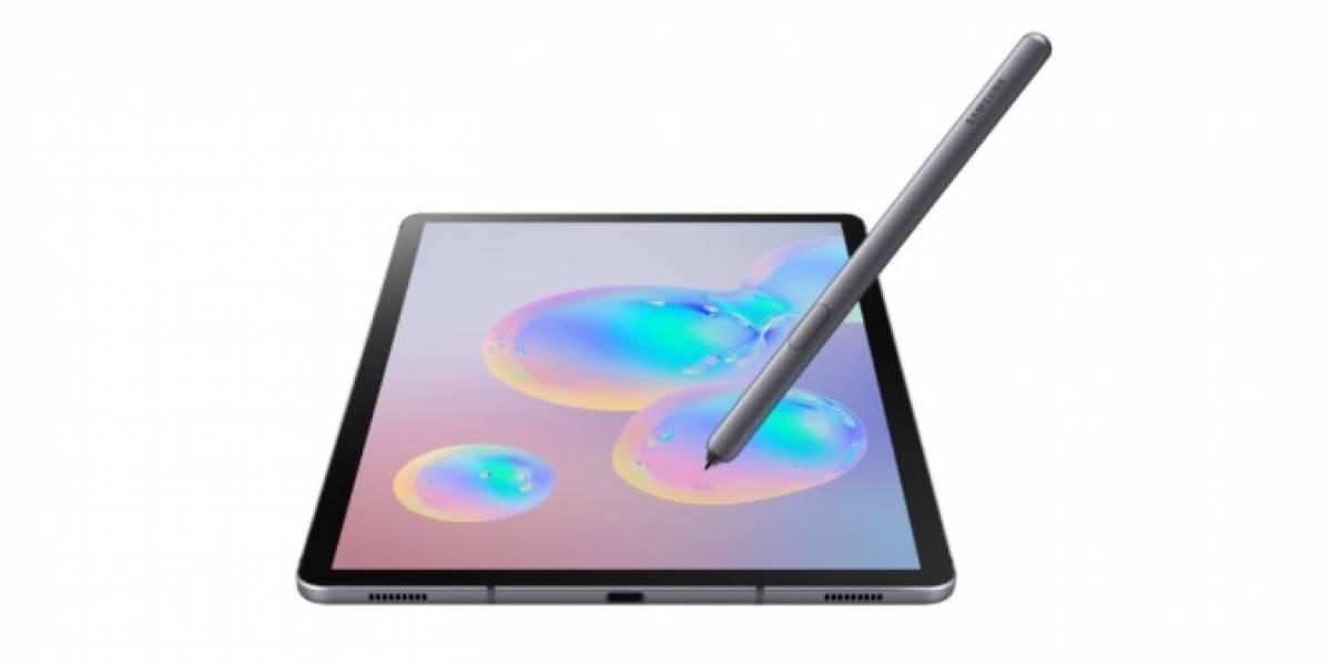 Tecnologia: Samsung apresenta novo tablet Galaxy Tab S6