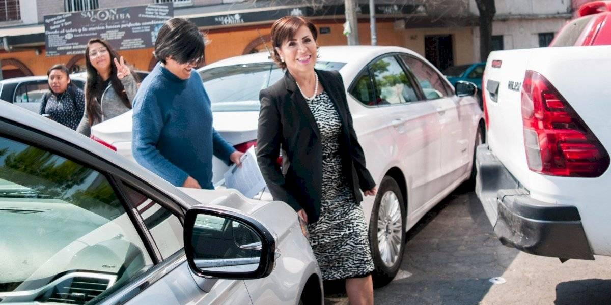 Juez niega suspensión definitiva a Rosario Robles contra posible aprehensión