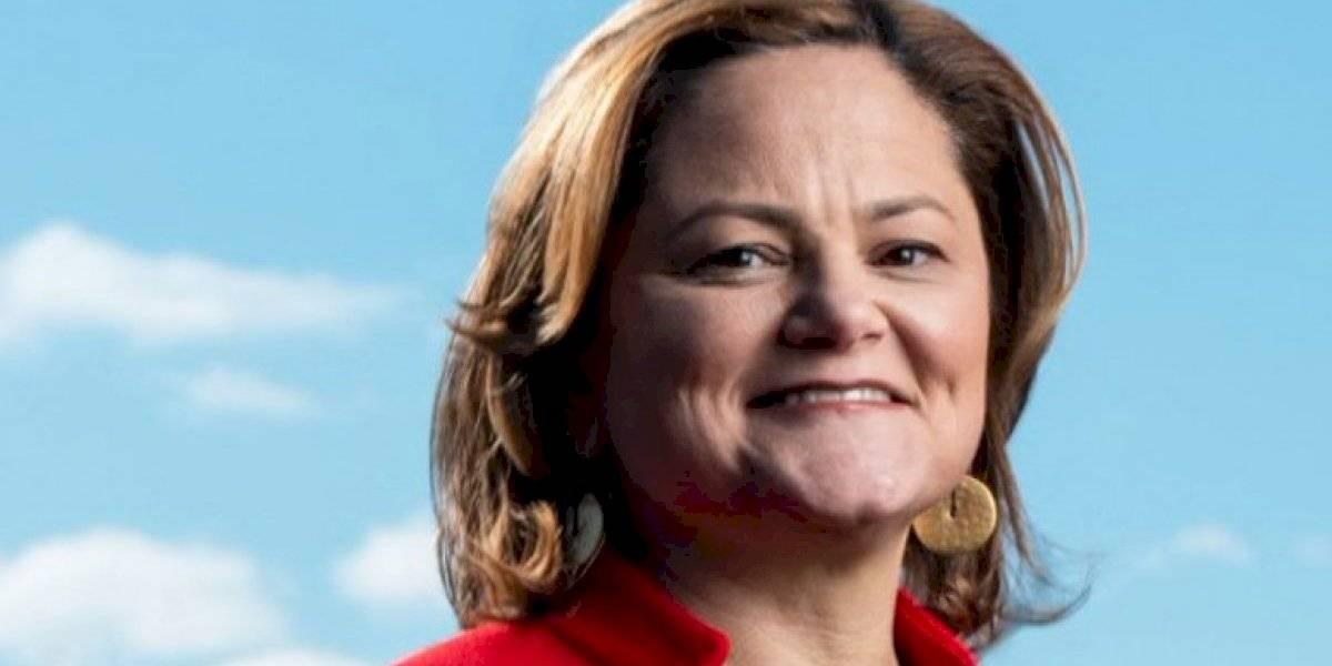 Candidata congresional aboga por  la eliminación de la deuda de la isla