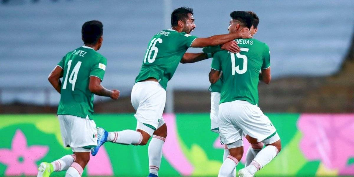 Fernando Venegas marca golazo desde media cancha en Lima 2019