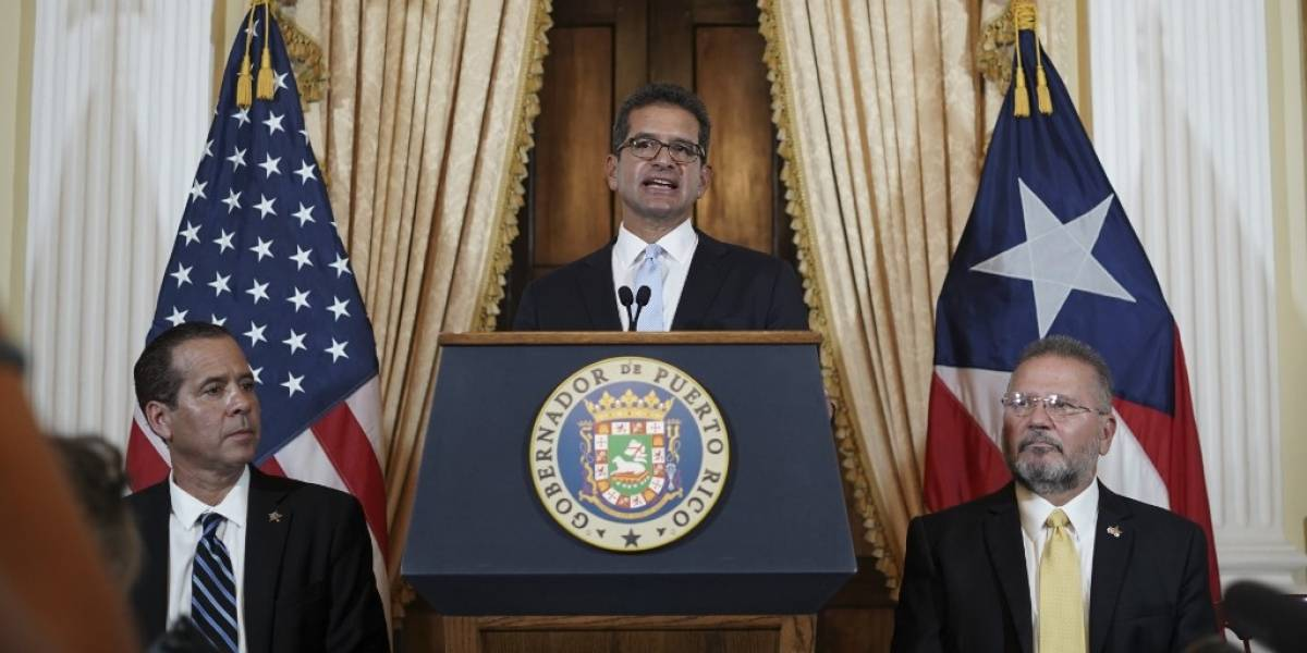 Declaran inconstitucional la juramentación de Pierluisi como gobernador de Puerto Rico