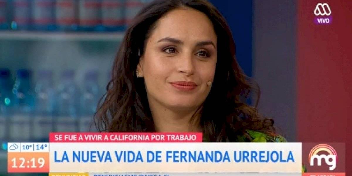El duro año de Fernanda Urrejola en Los Ángeles: subió 15 kilos por ansiedad