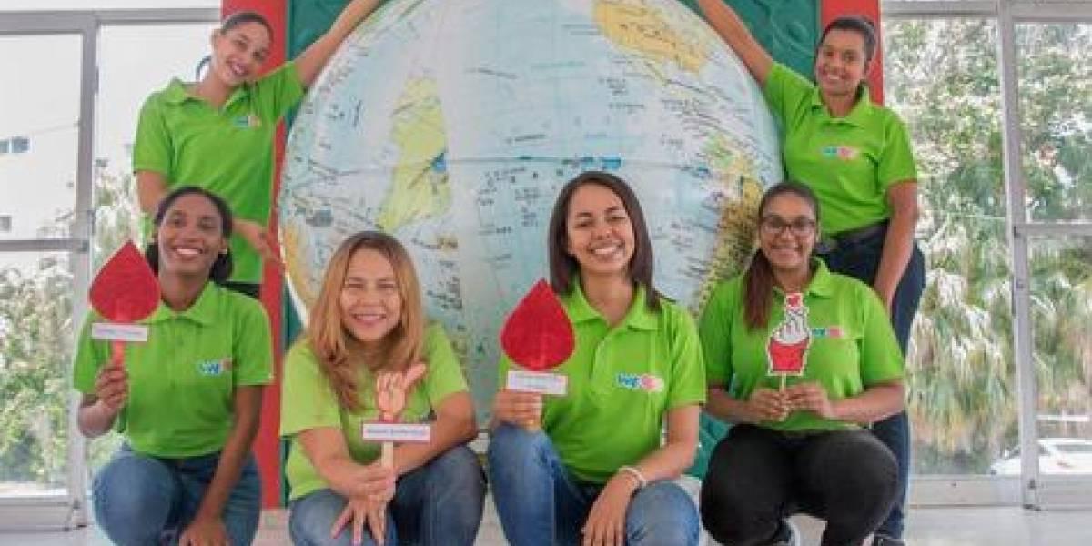 #TeVimosEn: Fundación WeLoveU organiza jornada mundial de donación de sangre