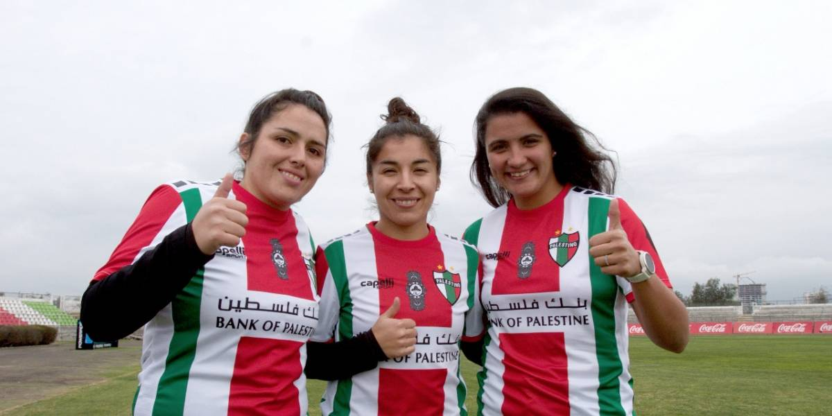 Palestino y Colo Colo podrán contar con sus refuerzos en el partido por la clasificación a la Copa Libertadores femenina
