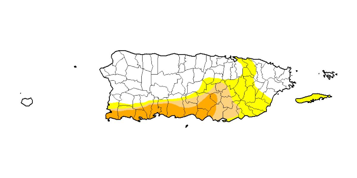 Sigue en descenso la sequía