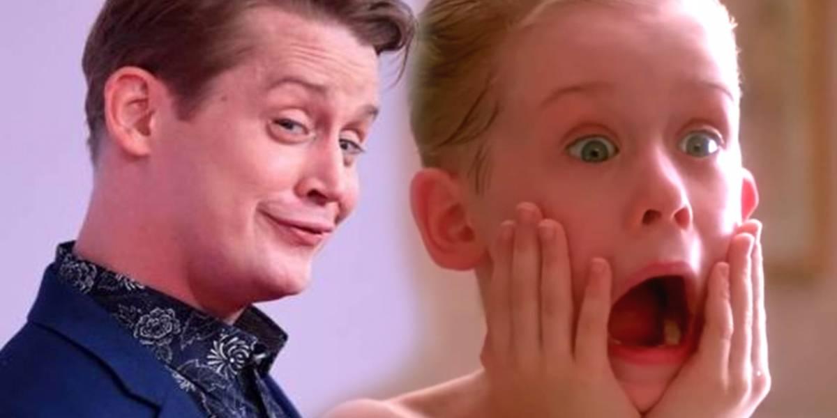 """La hilarante reacción de Macaulay Culkin tras enterarse del regreso de """"Mi Pobre Angelito"""""""