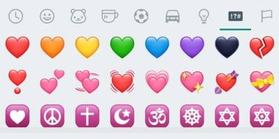 El macabro significado del emoji de corazón negro de WhatsApp