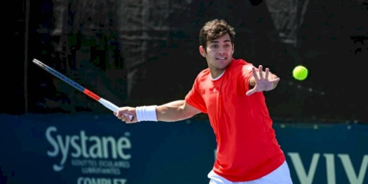 Así vivimos la derrota de Cristian Garin ante el ruso Daniil Medvedev en el Masters 1000 de Montreal