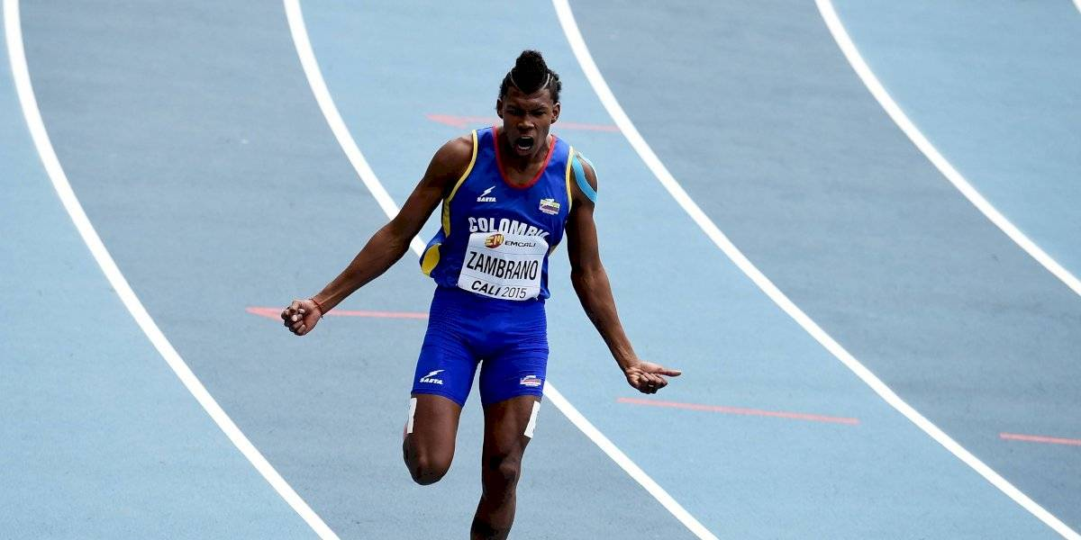 ¡Oro histórico para Colombia! Por primera vez campeones en 400 metros