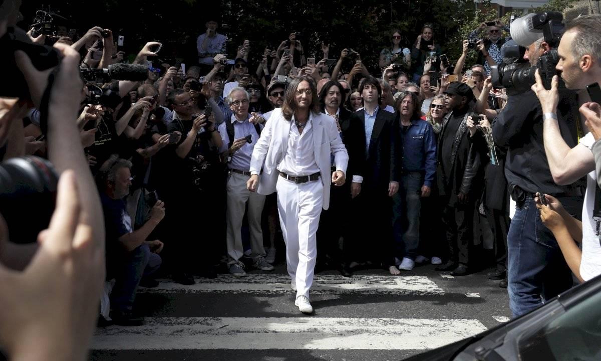 Abbey Road 50 años