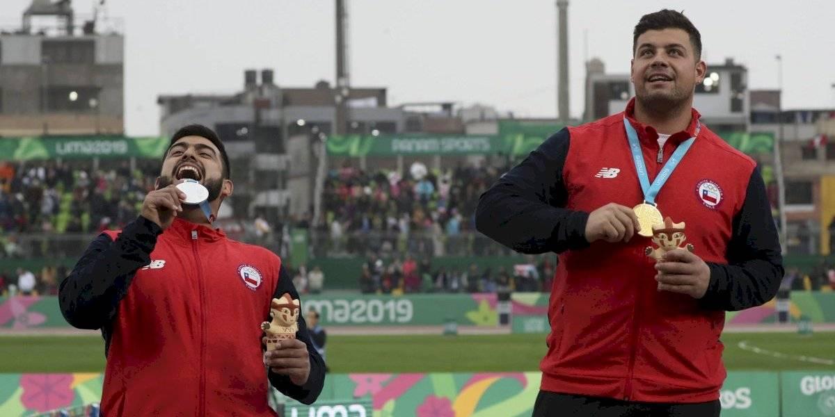 Gabriel Kehr y Humberto Mansilla llevan a Chile a lo alto con un histórico oro y plata en el martillo de Lima