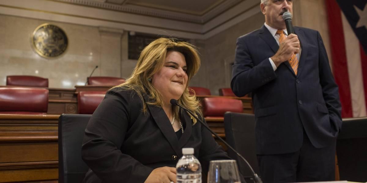 """Jenniffer González: """"Yo no estoy aquí compitiendo por nada"""""""