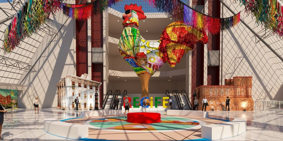 Folia no inverno: evento traz Carnaval recifense para shopping em São Paulo