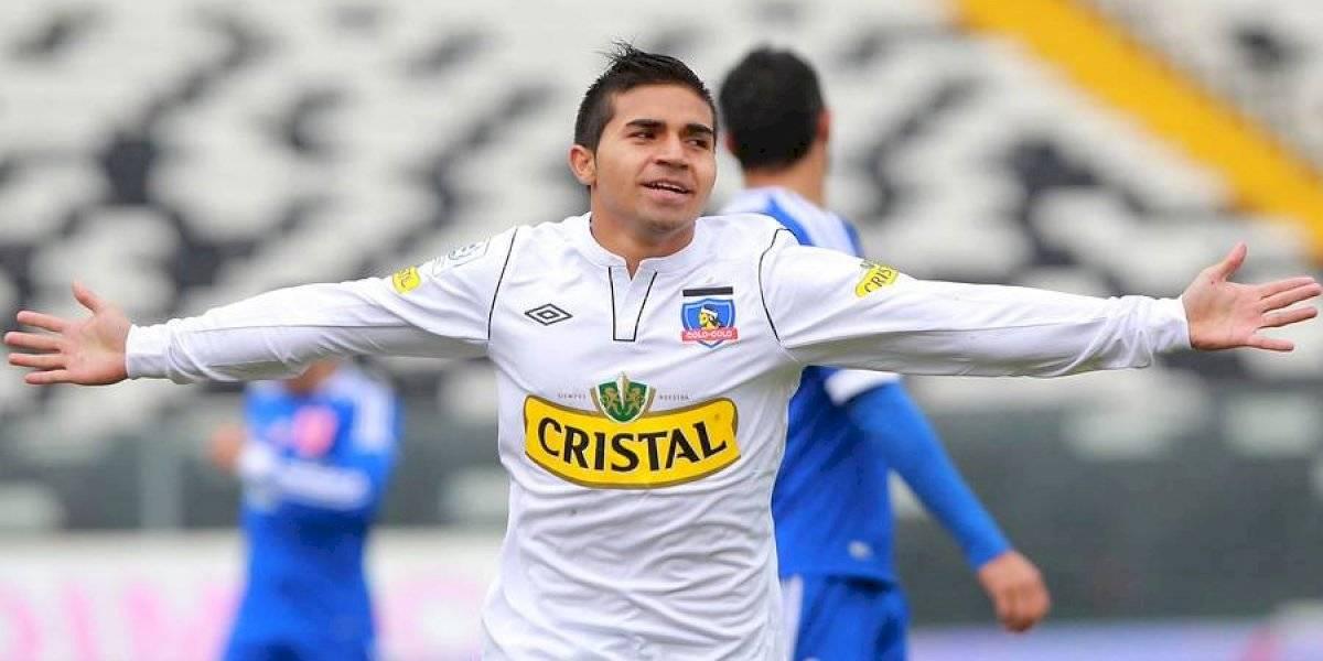 Mario Salas sale al rescate de su conocido Bryan Rabello para reforzar el mediocampo de Colo Colo