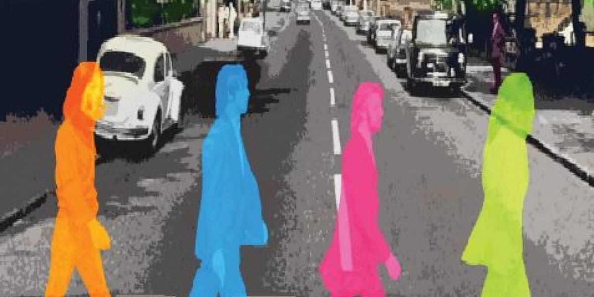 Abbey Road: A 50 años de la icónica foto de los Beatles