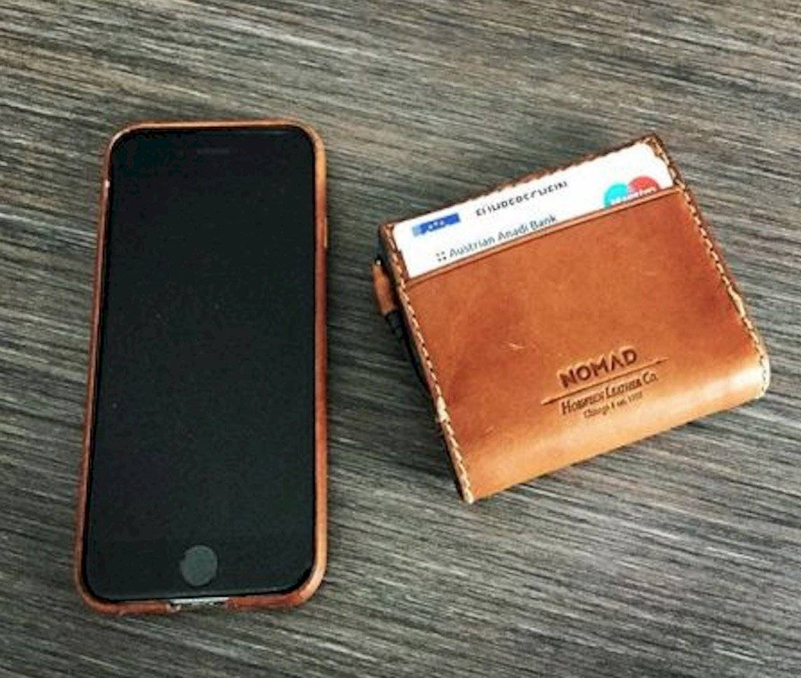 Nomad Slim Wallet
