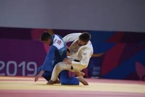 Lenín Preciado obtiene medalla de plata en la categoría de 60 kg de judo