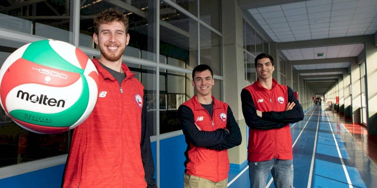 Las figuras de la Roja del voleibol explican el camino para llegar a los Juegos Olímpicos de Tokio 2020