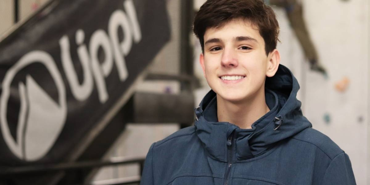 Chile viaja a hacer historia al Mundial juvenil de escalada en Italia