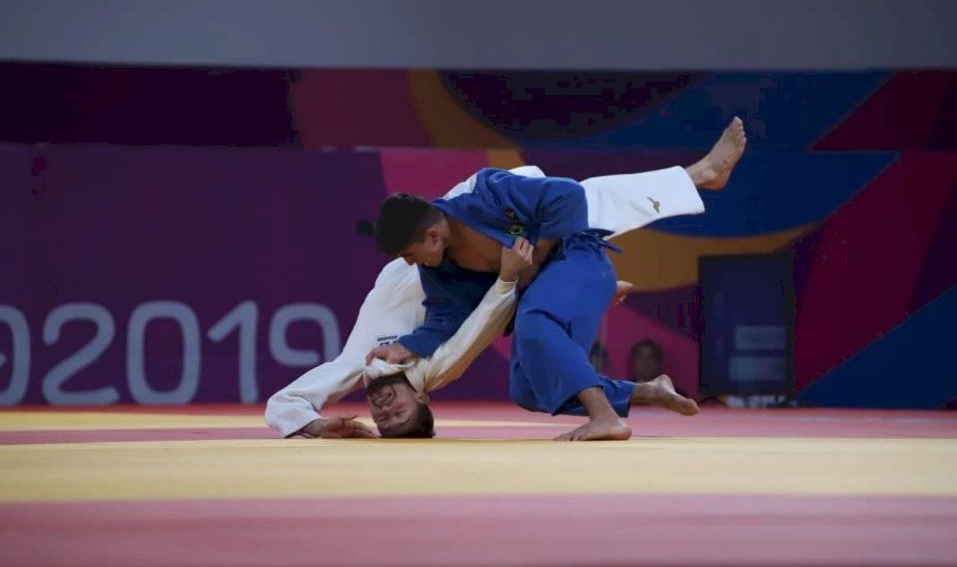 Lenín Preciado obtiene medalla de plata en la categoría de 60 kg de judo @ECUADORolimpico