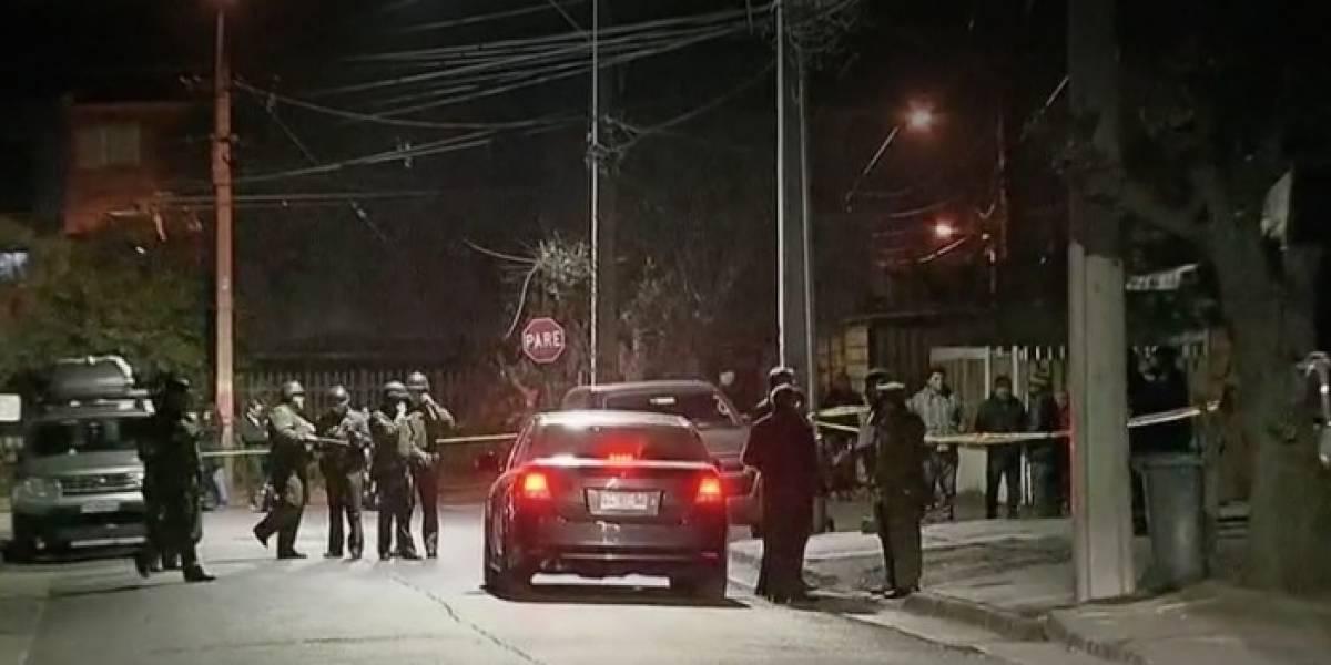 Cinco personas fueron asesinadas en local de tragamonedas de Puente Alto