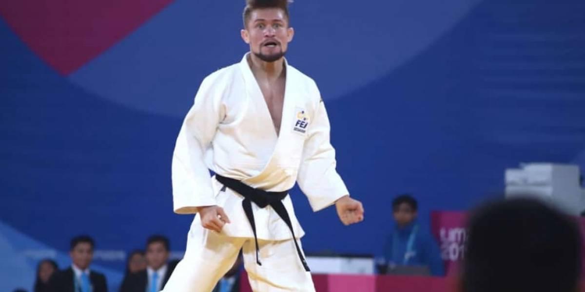 Juegos Panamericanos: Lenín Preciado obtiene medalla de plata en la categoría de 60 kg de judo