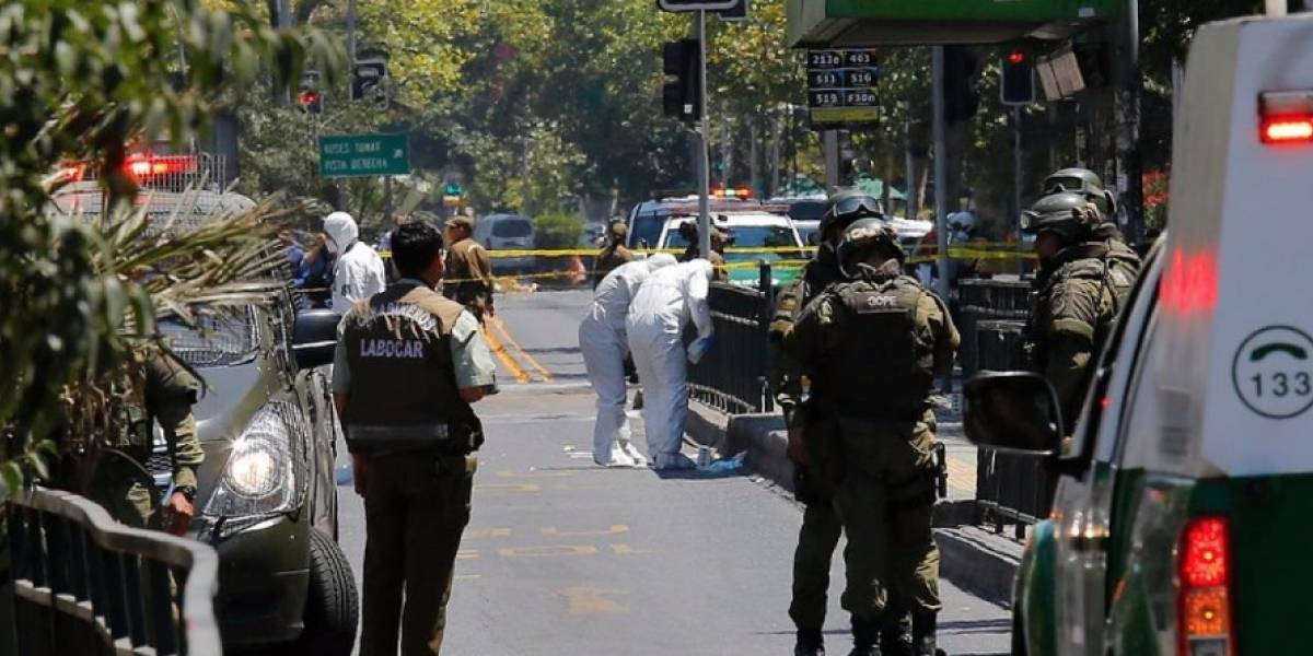 Presunto culpable de ataques explosivos: Individualistas Tendiendo a lo Salvaje desmienten que sea parte del grupo y autor de los atentados