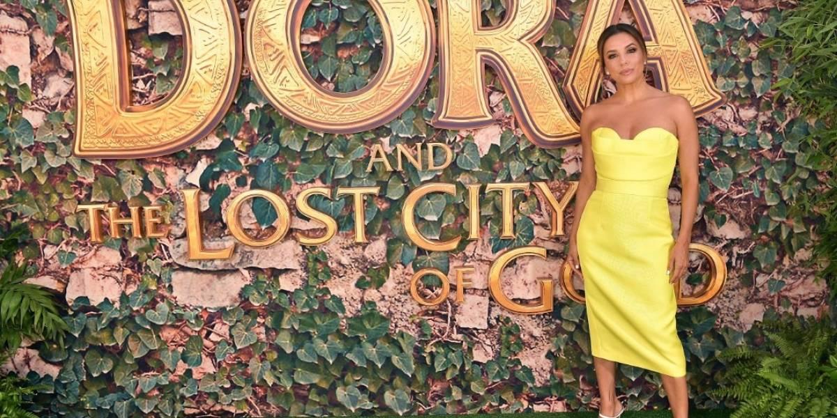 """Eva Longoria: """"Dora representa los valores de la comunidad latina"""""""