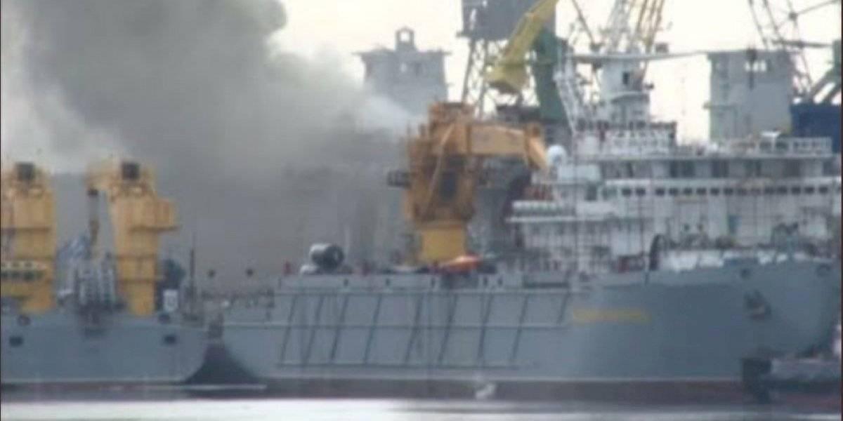 Incendio en base militar rusa de misiles nucleares dejó al menos dos muertos