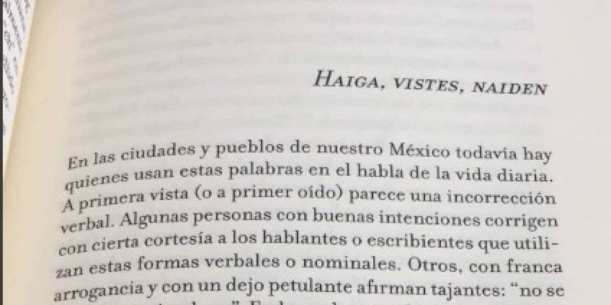 """La palabra """"haiga"""" fue aceptada por la Real Academia Española (RAE)"""