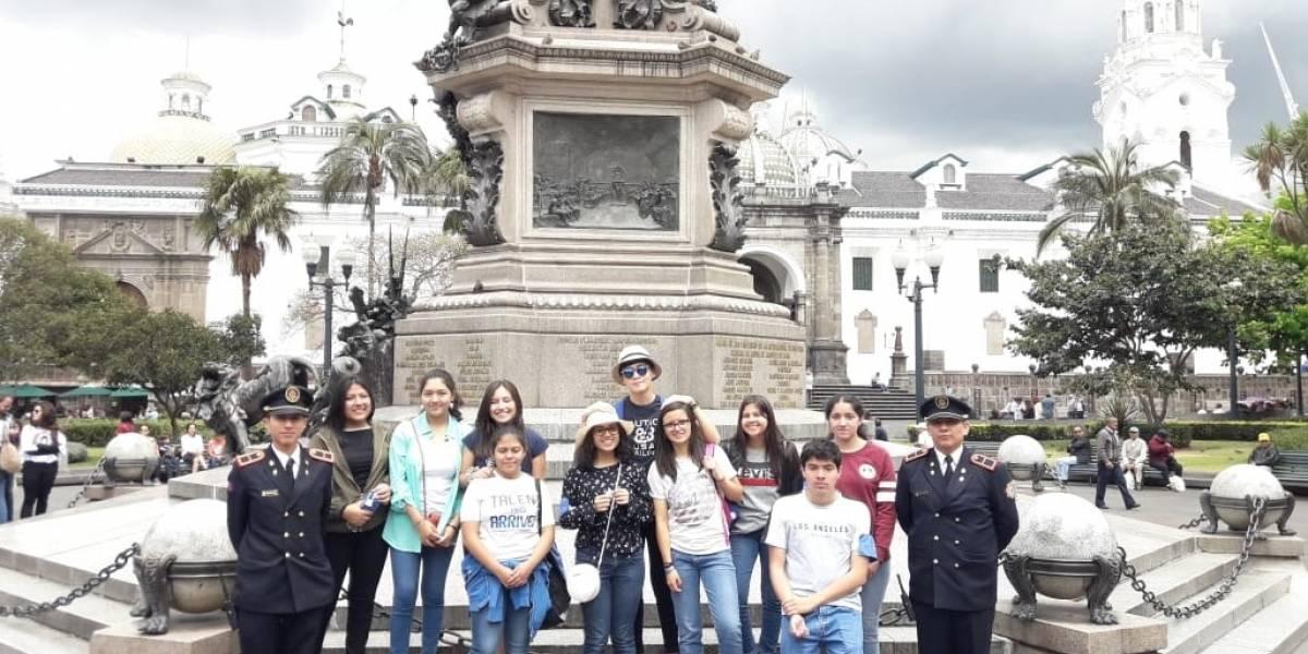 Hospitalidad y Turismo de la UDLA organizan vacacional en Quito