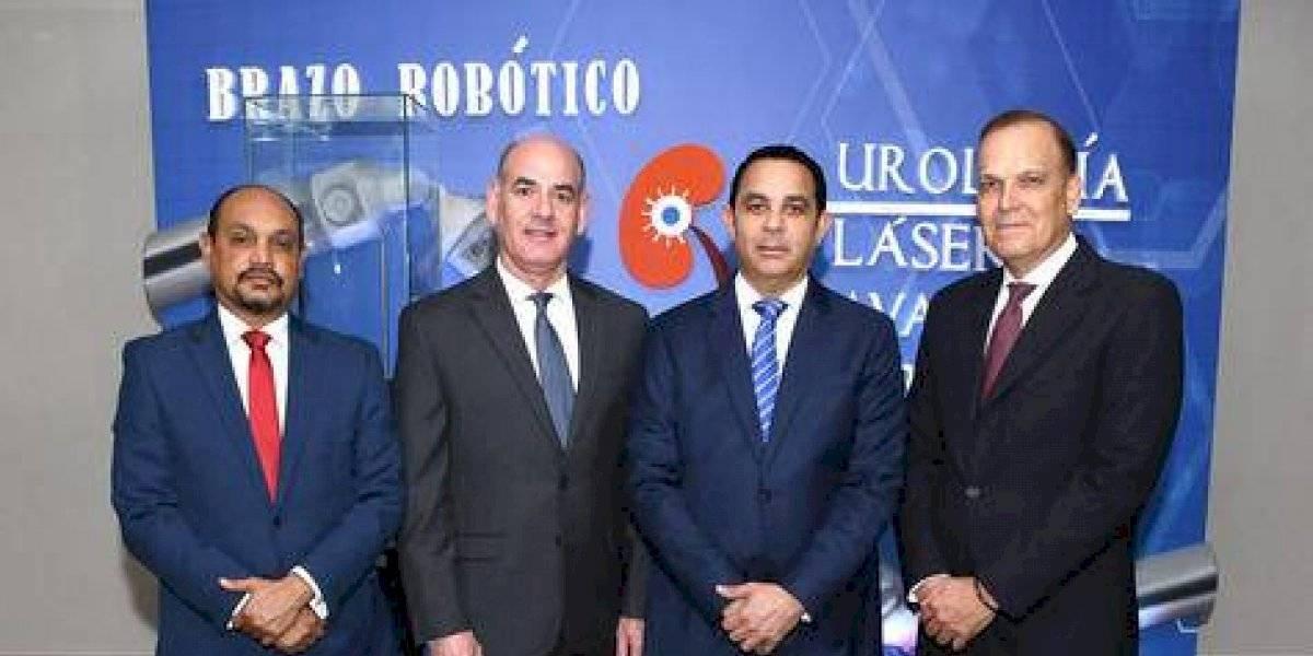 #TeVimosEn: Centro de Urología Láser Avanzada Dr. Pablo Mateo presenta tecnología francesa de última generación