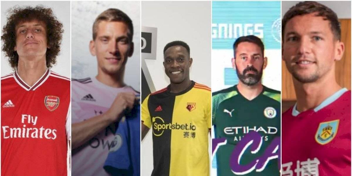 Las inesperadas sorpresas de última hora que dejó el mercado de fichajes del fútbol inglés