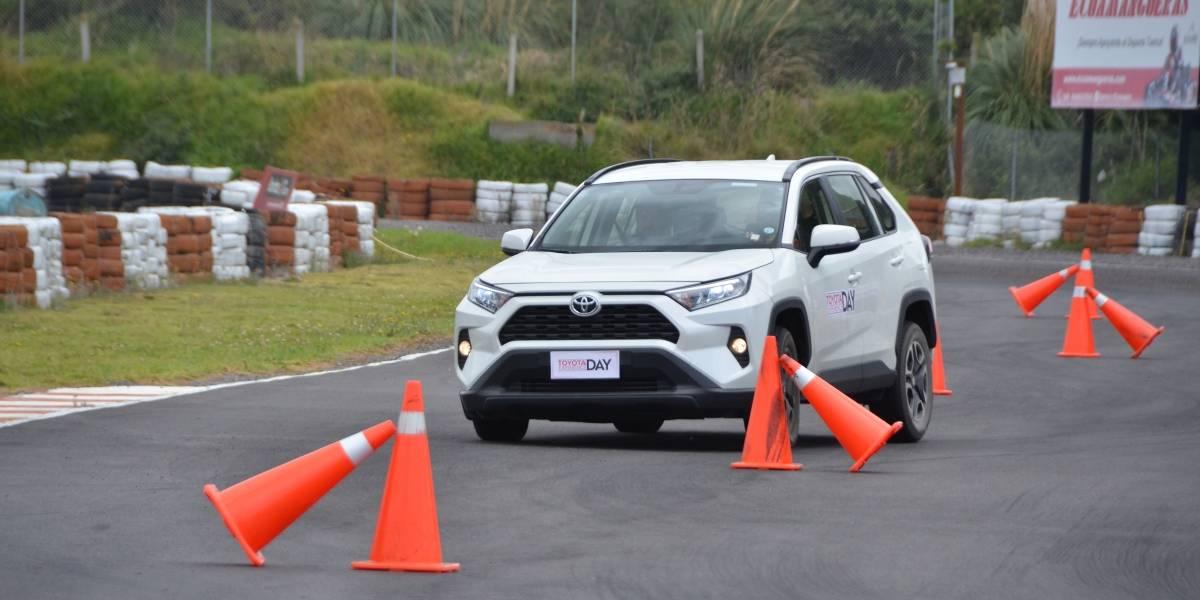 Llegan a Ecuador las emociones del Toyota Experience Day