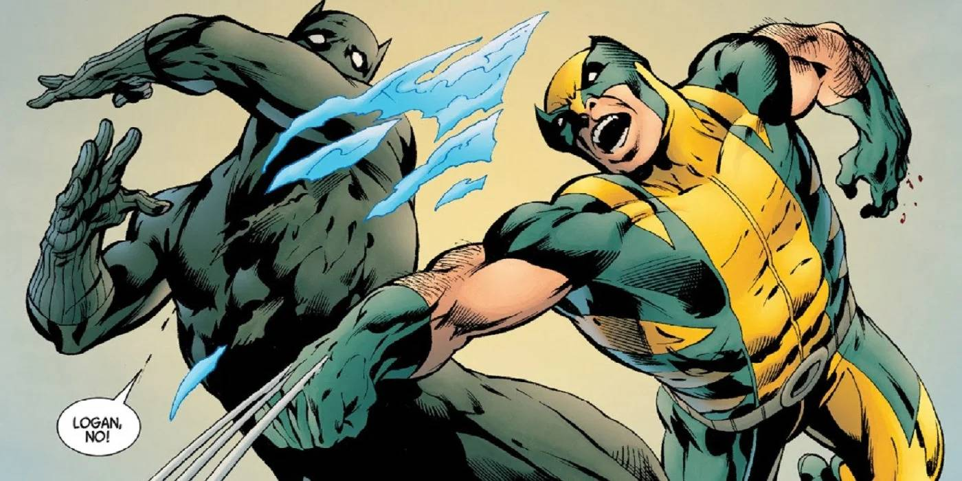 Confirmado: la espada de Thanos es de un elemento más fuerte que el vibranium