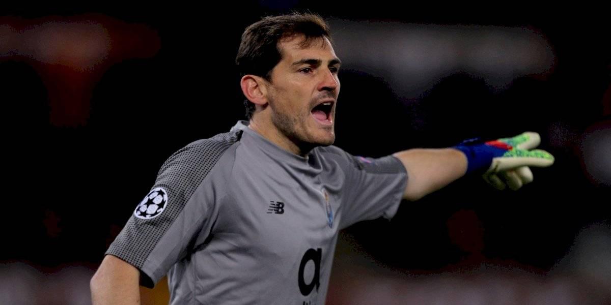 ¡Continuará! El Porto inscribe a Iker Casillas en la Primeira Liga