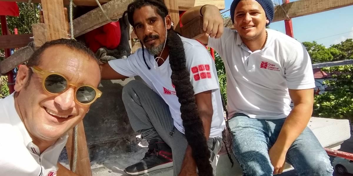 Grupo Conservar: Los titanes de la restauración en el Caribe