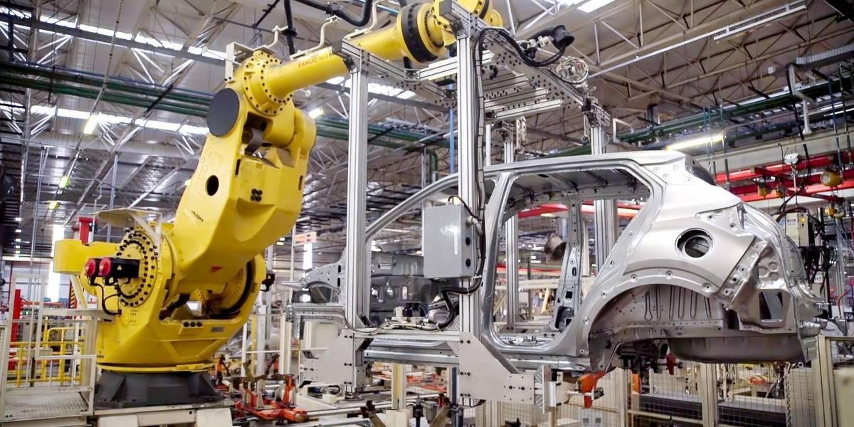 Con drones, Nissan optimiza la realización de su inventario en la plata de Resende